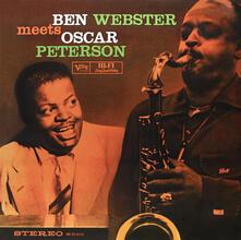 Meets Oscar Peterson - CD Audio di Ben Webster