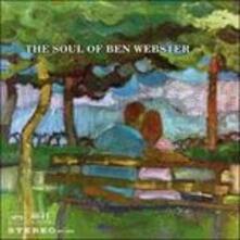 The Soul of Ben Webster (200 gr.) - Vinile LP di Ben Webster