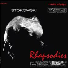 Rhapsodies - Vinile LP di Leopold Stokowski