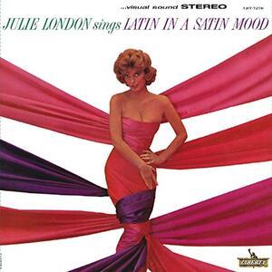 Latin In A Satin Mood - Vinile LP di Julie London
