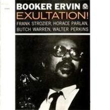 Exultation! - SuperAudio CD ibrido di Booker Ervin