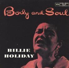 Body & Soul - Vinile LP di Billie Holiday
