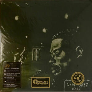 Outward Bound - Vinile LP di Eric Dolphy