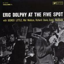 Eric Dolphy at the Five Spot (Hybrid Stereo SACD) - SuperAudio CD ibrido di Eric Dolphy