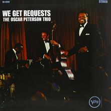 We Get Requests -2lp- - Vinile LP di Oscar Peterson