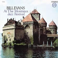 At the Montreux Jazz Festival - Vinile LP di Bill Evans