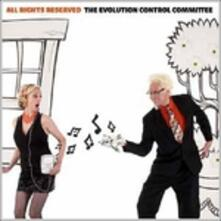 All Rights Reserved - CD Audio di Evolution Control Committee