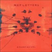 Red Letters - CD Audio di Edward Ka-Spel