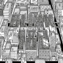 Neighborhoods (Coloured Vinyl) - Vinile LP di Blink 182