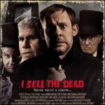 Cover CD Colonna sonora I Sell the Dead