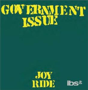 Joyride - Vinile LP di Government Issue