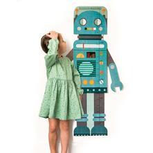 Metro da Parete: Robot. Petit Collage (Pe39633)