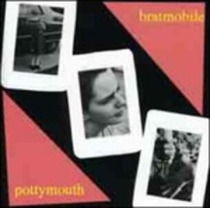 Pottymouth - Vinile LP di Bratmobile