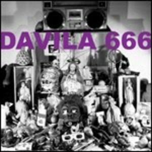 Davila 666 - Vinile LP di Davila 666
