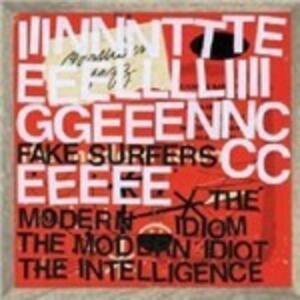 Fake Surfers - Vinile LP di Intelligence
