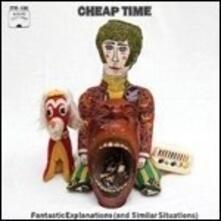 Fantastic Explanations - Vinile LP di Cheap Time
