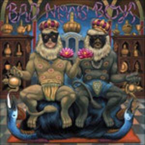 Bad News Boys - Vinile LP di BBQ Show,King Khan