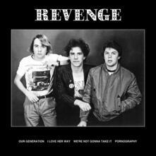 """Four Song 12"""" Ep - Vinile LP di Revenge"""