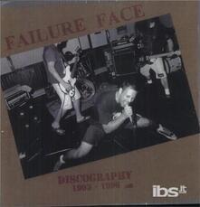 93-96 Discography - Vinile LP di Failure Face