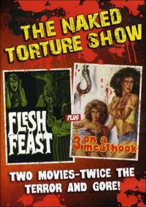Naked Torture Double. Naked Torture Double Feature - DVD