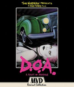D.O.A. A Right of Passage (Blu-ray) - Blu-ray