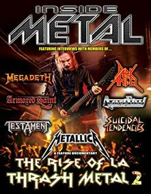 Inside Metal: The Rise of L.A. Thrash Metal 2 (DVD) - DVD