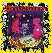 Maximum Perversion - Vinile LP di Mephiskapheles