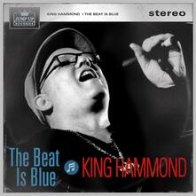 Beat Is Blue - Vinile LP di King Hammond