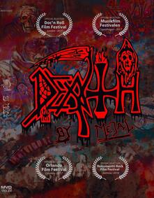 Death by Metal - DVD