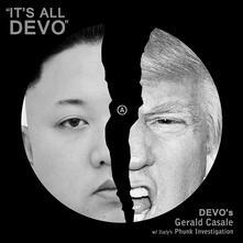 It's All Devo (Picture Disc) - Vinile LP di Devo's Gerald Casale
