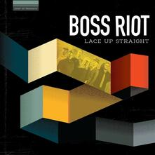 Lace Up Straight - Vinile LP di Boss Riot