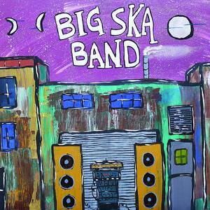 Featuring Corey Glover - Vinile LP di Big Ska Band