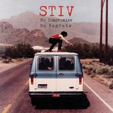 No Compromise No Regrets (Coloured Vinyl) - Vinile LP di Stiv Bators