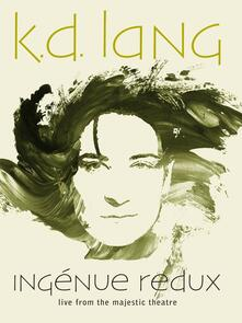 Ingenue redux. Live from the Majestic Theatre (DVD) - DVD
