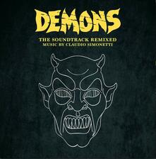 Demons 1 Remixed - Vinile LP di Claudio Simonetti