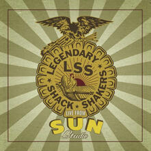 Live from Sun Studio - Vinile LP di Legendary Shack Shakers