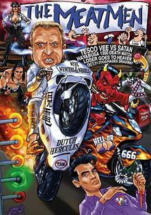 Meatmen. Devil's In The Detail Vol. 1 (DVD) - DVD di Meatmen