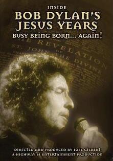 Bob Dylan. Inside's Jesus Years (DVD) - DVD di Bob Dylan
