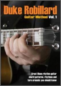 Duke Robillard. Guitar Method. Vol. 1 - DVD