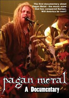 Pagan Metal. A Documentary - DVD