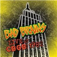 Live at Cbgb - Vinile LP di Bad Brains