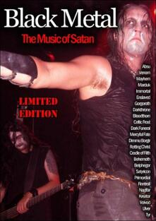 Black Metal. The Music Of Satan - DVD