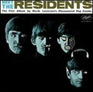 Meet the Residents - Vinile LP di Residents