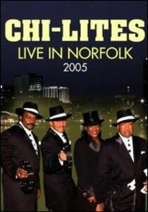 Chi-lites. Live In Norfolk 2005 - DVD