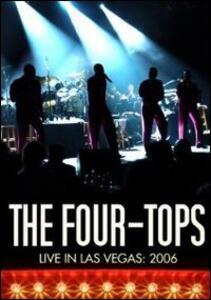 Four Tops. Live In Las Vegas 2006 - DVD