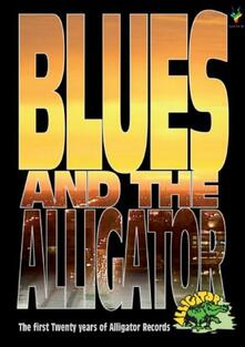 Jim Downing. Blues And The Alligator - DVD
