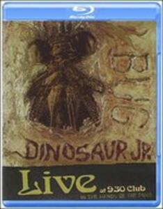Dinosaur Jr. Bug. Live At 9:30 Club. In The Hands Of The Fans - Blu-ray