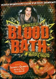Women's Blood Bath Wrestling - DVD