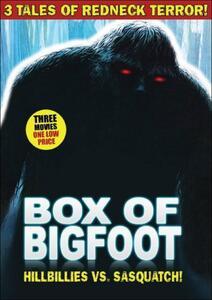 Box Of Bigfoot. Hillbillies Vs. Sasquatch - DVD