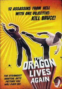 Dragon Lives Again - DVD